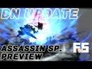 Dragon Nest Update : Assassin Spin Off Class Skills Preview