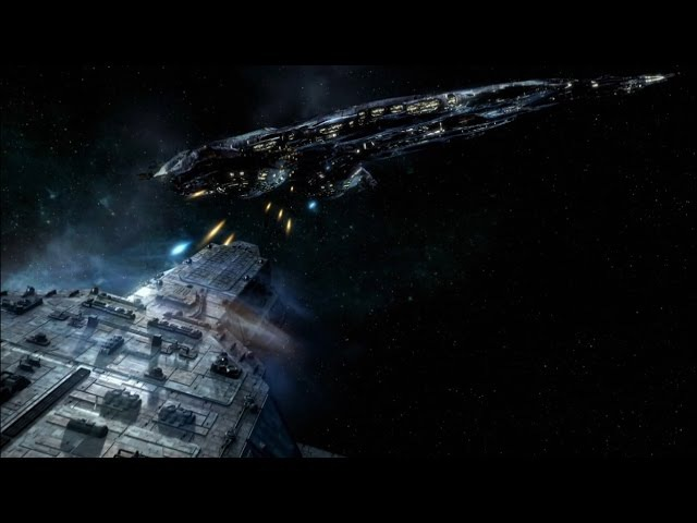 Stargate Atlantis - Battle of the Orion