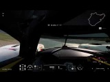 Gran Turismo Sport: Toyota TS050 Hybrid 2016 -Nordschleife hotlap with G29