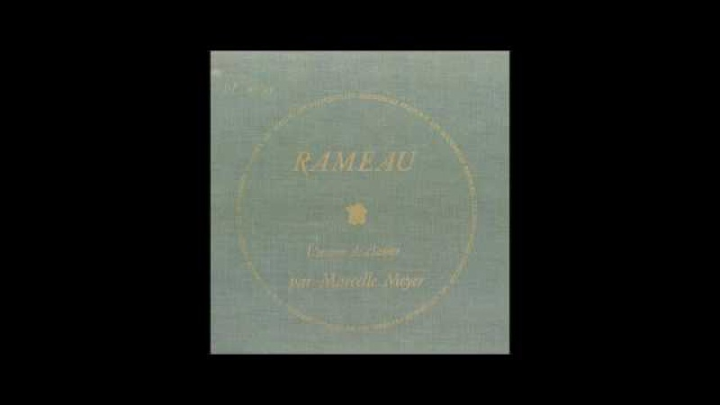 Rameau : Pieces de clavecin - Meyer