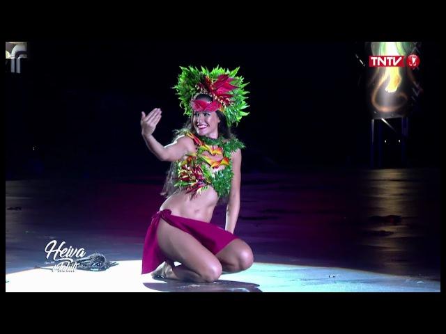 Heiva i Tahiti 2017 - Moetia GUINARD (TAMARIKI POERANI) / 3e prix Meilleure danseuse