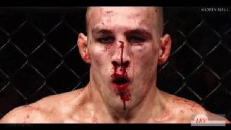 Best Crazy Moments in UFC | HD Legends of MMA