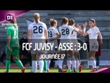 J17  FCF Juvisy - AS Saint-Etienne (3-0), le r