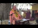 The Glories Of Yamuna. Indradyumna Swami. Durvasa Muni asram. 24-10-2017
