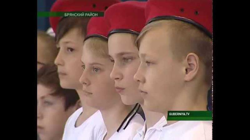 Комплекс ГТО в Глинищево 06 04 17