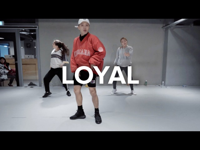 Loyal - Chris Brown ft. Lil Wayne, Tyga / Junsun Yoo Choreography