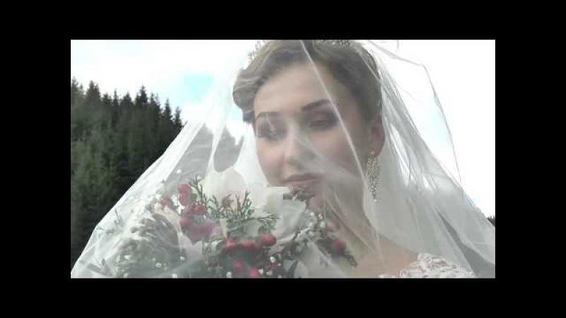 Весілля в Перегінську! Скорочена версія.