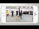 IPhone 5S - Slow-mo Camera Breakdance Test (120FPS)