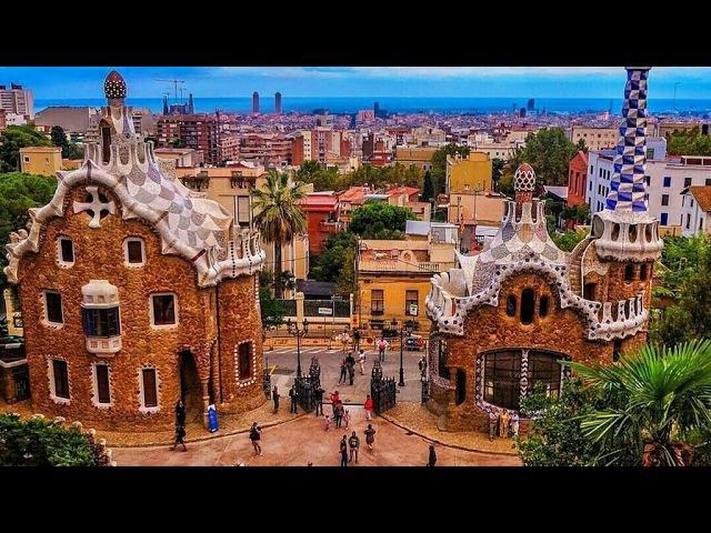 Barcelona : A City Full Of ART