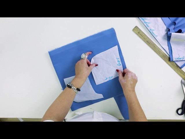 Как сшить юбку с кокеткой на основе выкройки прямой юбки Юбка с кокеткой своими руками Часть 2