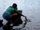 Необычный способ ловли пираний - видео ролик смотреть на Video.Sibnet