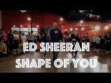 Ed Sheeran - Shape Of You Hamilton Evans Choreography