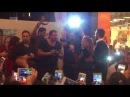 Elçin Sangu & Barış Arduç ❤️ Tonight at the Adana gala for the movie ❤️ Mutluluk Zamanı ❤️
