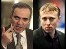 Каспаров против Пономарёва: трудная оборона во французской защите