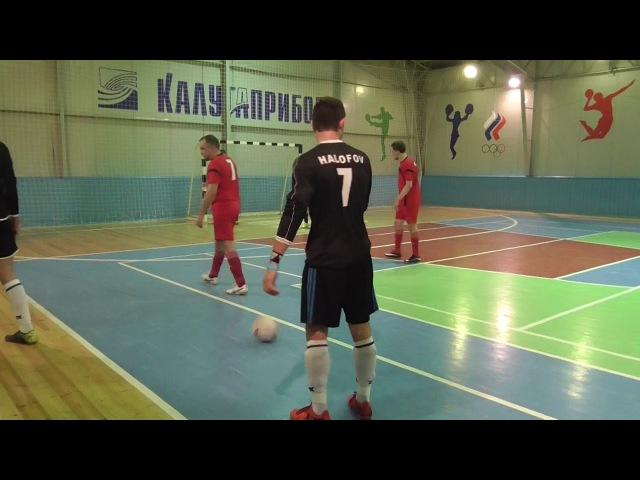 ФК «Бавария Светлое» ФК «Серп и молот» 2 тайм