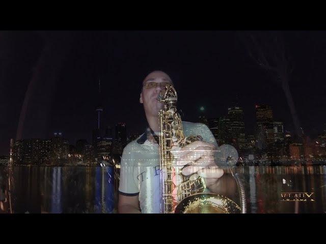 Ночной саксофон (Syntheticsax Dj Hisham K) A.Ushakov Video Edit