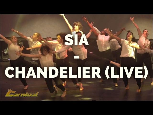 SIA - CHANDELIER | A'Drey Vinogradov Choreography