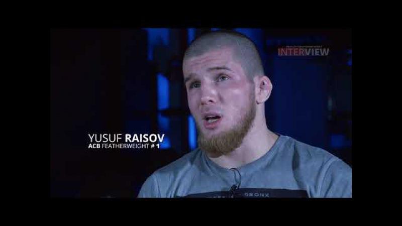 ACB 77: Юсуф Раисов о предстоящем реванше с Маратом Балаевым