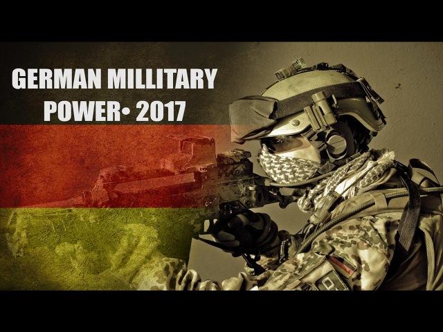 ✠ Bundeswehr ✠ German Military Power 2017