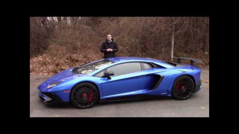 Вот почему Lamborghini Aventador SV стоит $500 000 ОБЗОР (Doug DeMuro на русском)