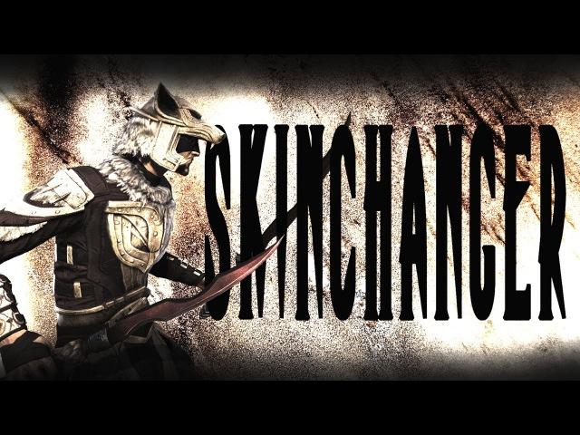 ESO Skinchanger Motif - Armor Weapon Showcase of the Skinchanger Style in The Elder Scrolls Online