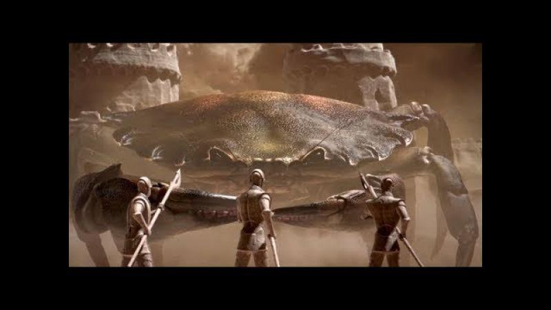 Очень красивый фантастический мультфильм, короткометражная анимация 720 HD