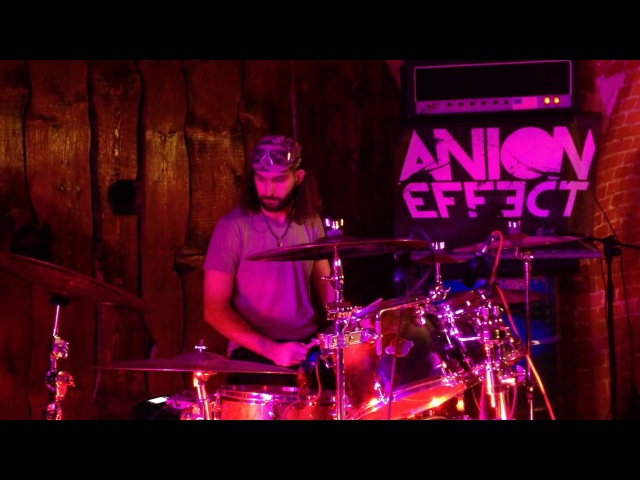 Anion M.Burt drum cam (02.11.2017, IN SANITYsupport)
