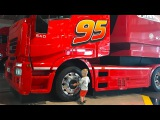 Cars toy videos for kids Supercar truck Excavator fire truck cranes boat