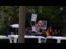 Radikale Moslems verwüsten Deutschland