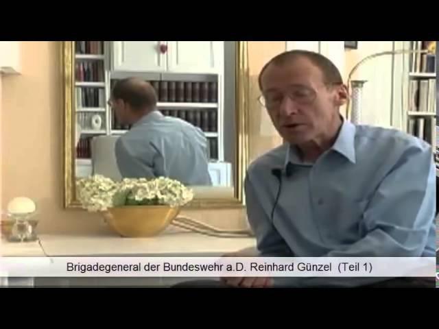 Kriegshetze -psychologie (Bundeswehr-Brigadegeneral a.D. R. Günzel)