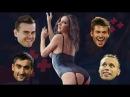 Алина Henessy займется сексом со всеми игроками сборной России одновременно если о