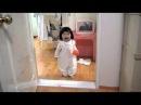 Реакция Детей Когда Папа Приходит Домой Компиляции Ребенок Счастлив Когда Оте