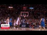 Tissot Buzzer Beater | 5.22.2009: LeBron James Nails the Miracle 3 vs the Magic #NBANews #NBA
