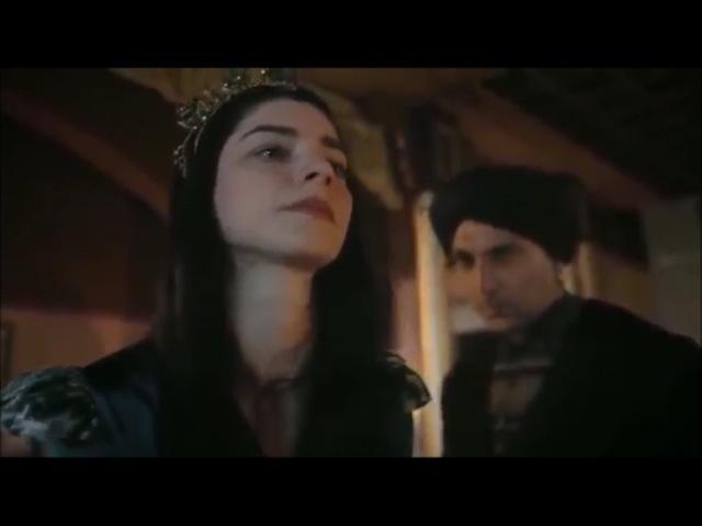 Нурбану Султан угрожает Хюррем Султан
