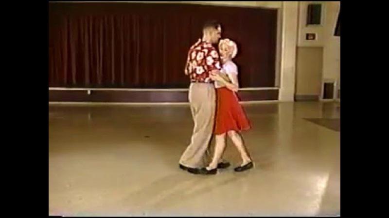 Erik Sylvia Skylar - Balboa lesson 1