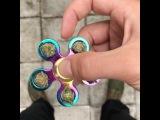 The Ganja Fidget Spinner