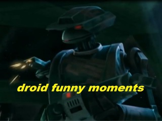 Clone wars all droid funny moments