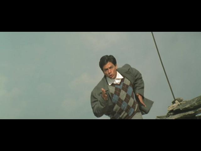 Я рядом с тобой! (MAIN HOON NA) - Наверное САМЫЙ лучший отрывок из фильма!
