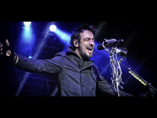 Three Days Grace Live Show @ Sunken Gardens Theater, San Antonio, TX, USA 7/10/2012