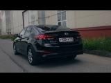 Новый Hyundai Elantra и скрытый sport режим