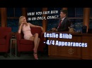 Leslie Bibb I'm Alot Of Woman 4 4 Visits In Chron Order MOSTLY HD