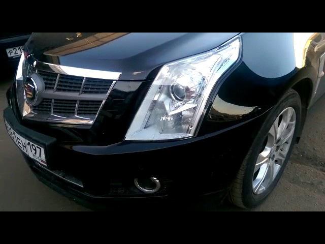 Установа Дневных Ходовых Огней Cadillac SRX II 2013