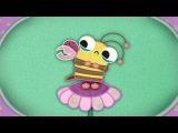 Patchwork Pals The Bee
