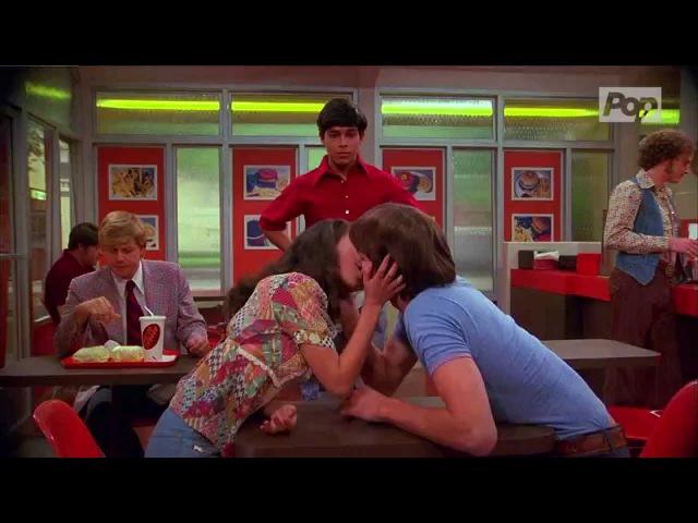 Mila Kunis Ashton Kutcher Kissed 19x on That '70s Show