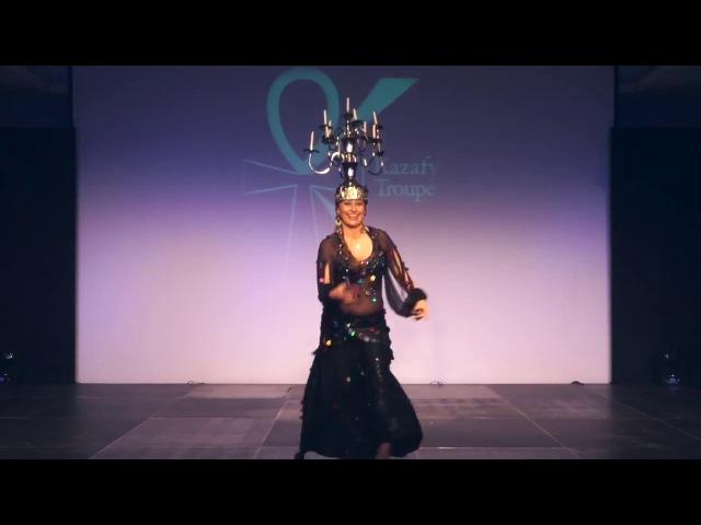 Katharina Joumana Berlin at Oriental Passion Festival 2016 [vk.com/bellydancetv_tanec_jivota]