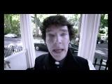Шерлок читает рэпчик
