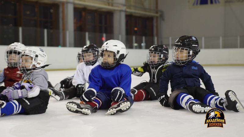 Детский Хоккейный Клуб Питерские Акулы