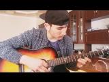Горькая жизнь на гитаре