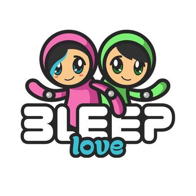 Bleeplove Net-Label