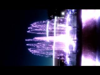 Музыкальный фонтан. Кисловодск